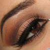 Brown Eye Shadow by MakeUpDork Cosmetics