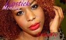Lipstick Monday: MAC RubyWoo ♥