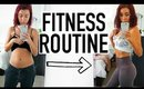 MY FITNESS ROUTINE 2018 | Full Body Workout