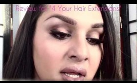 Hair Review- 4 Your Hair Extension Toronto