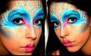 Guru Inspired Makeup: Taliajoy18