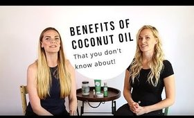 Benefits of Coconut Oil with Coco Loco
