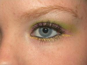 Green/Purple/Gold.
