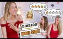 So, I Tried Amazon Bridesmaids Dresses Under $50... TRY-ON BUY OR BYE