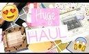 Huge Haul 2016 | Dailycharme, iHerb, Dose, Whats Up Nails, Bundlemonster, iPhone 6s Plus etc. ♡