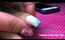 """""""Let it Snow!"""" & """"Icicle"""" Nail Tutorial"""