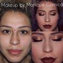 Makeup by Monique Garnica