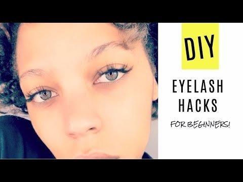 Diy Eyelash Extensions J D Video Beautylish