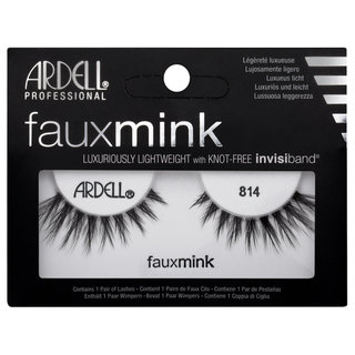 Faux Mink Lashes 814 Black