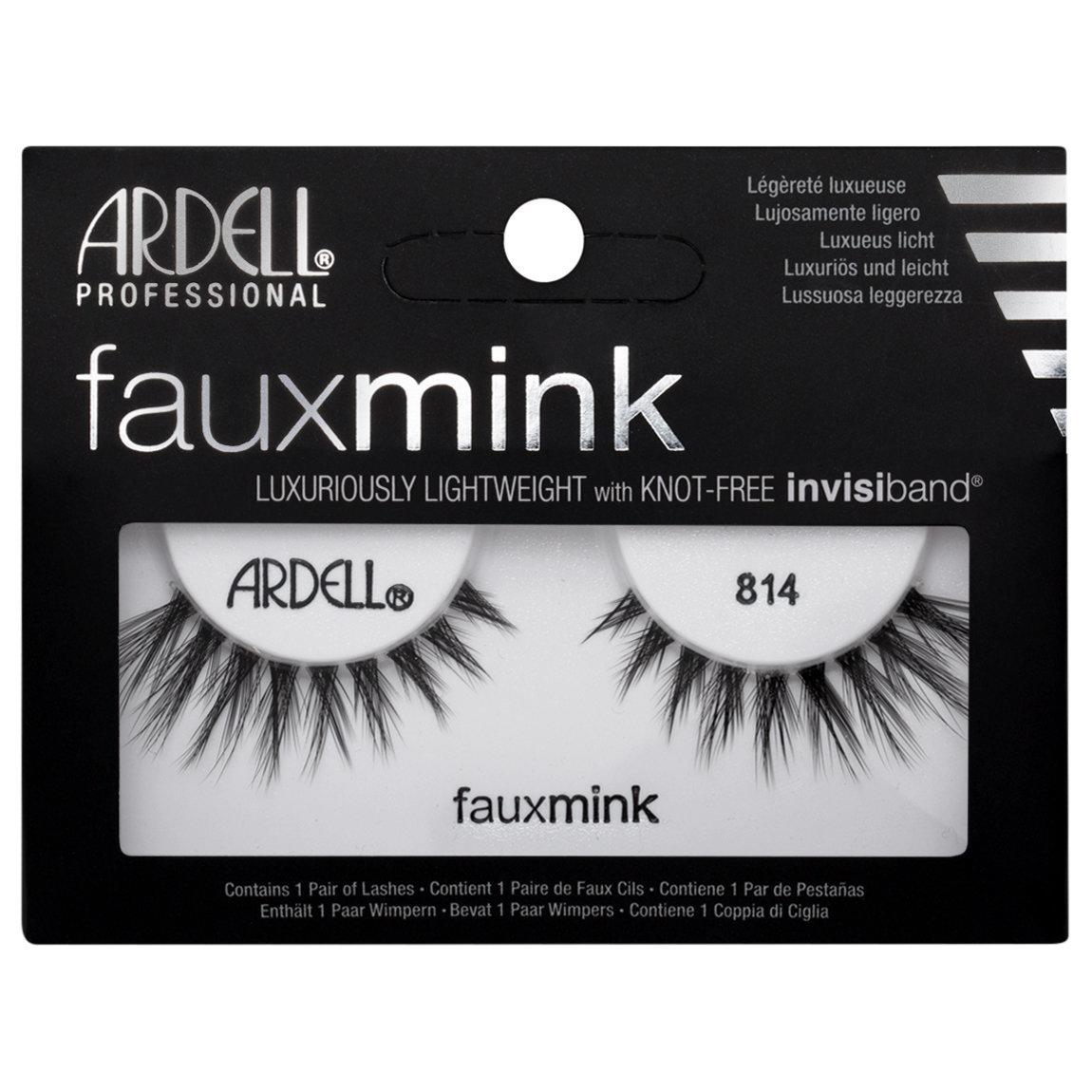8ca1ab1c249 Ardell Faux Mink Lashes 814 Black | Beautylish