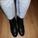 Shoes snake skin