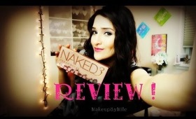 REVIEW || Urban Decay - Naked3 Palette