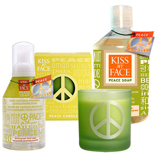 Kiss My Face Lemongrass Clary Sage Set