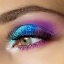 Sparkling colors