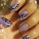 purple cheetah dream