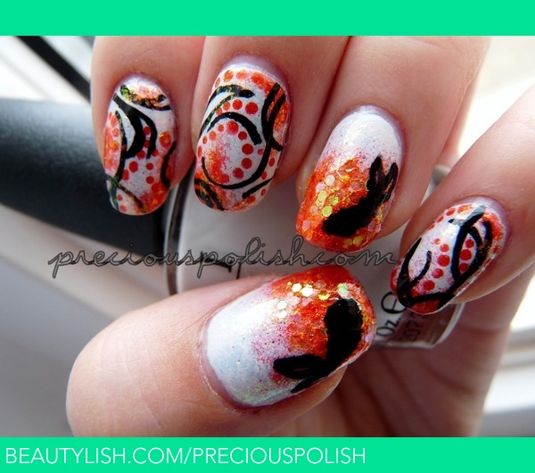 Koi Pond | Brittney W.\'s (preciouspolish) Photo | Beautylish