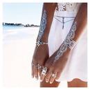 silver tattoos