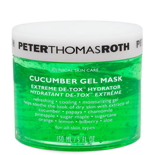 Cucumber Gel Mask Extreme De-tox Hydrator