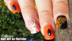 Watch HD Nail Tutorial! http://youtu.be/s9o9aGleXLM