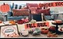 HUGE Affordable Fall Decor Haul!