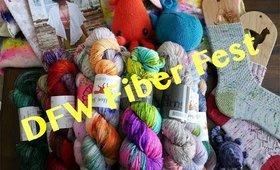 MagicalGirlMaya Knitting: DFW Fiber Fest, Curious Handmade MKAL & HUGE Stash Enhancement