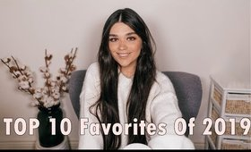 My Top 10 Favourites of 2019