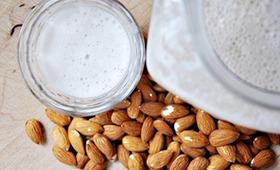 Beauty Detox: Man Magnet Almond Milk
