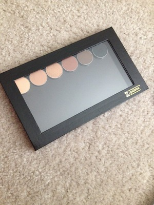 New Makeup Geek Shadows and Z Palette.