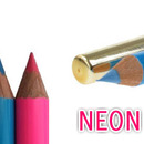 Stargazer UV Reactive Neon Eye Pencils