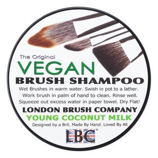 London Brush Company Vegan Solid Brush Shampoo
