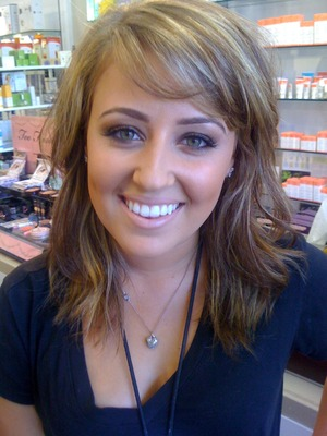 Planet Beauty Makeup class Client facebook.com/makeupbyshanilton  (After)