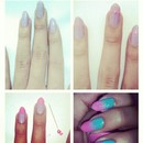 How to do candy nails