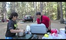 August 16-18, 2013 Episode 58: Beef and Cucumber Camping Trip