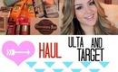 Haul : Ulta, Target + More
