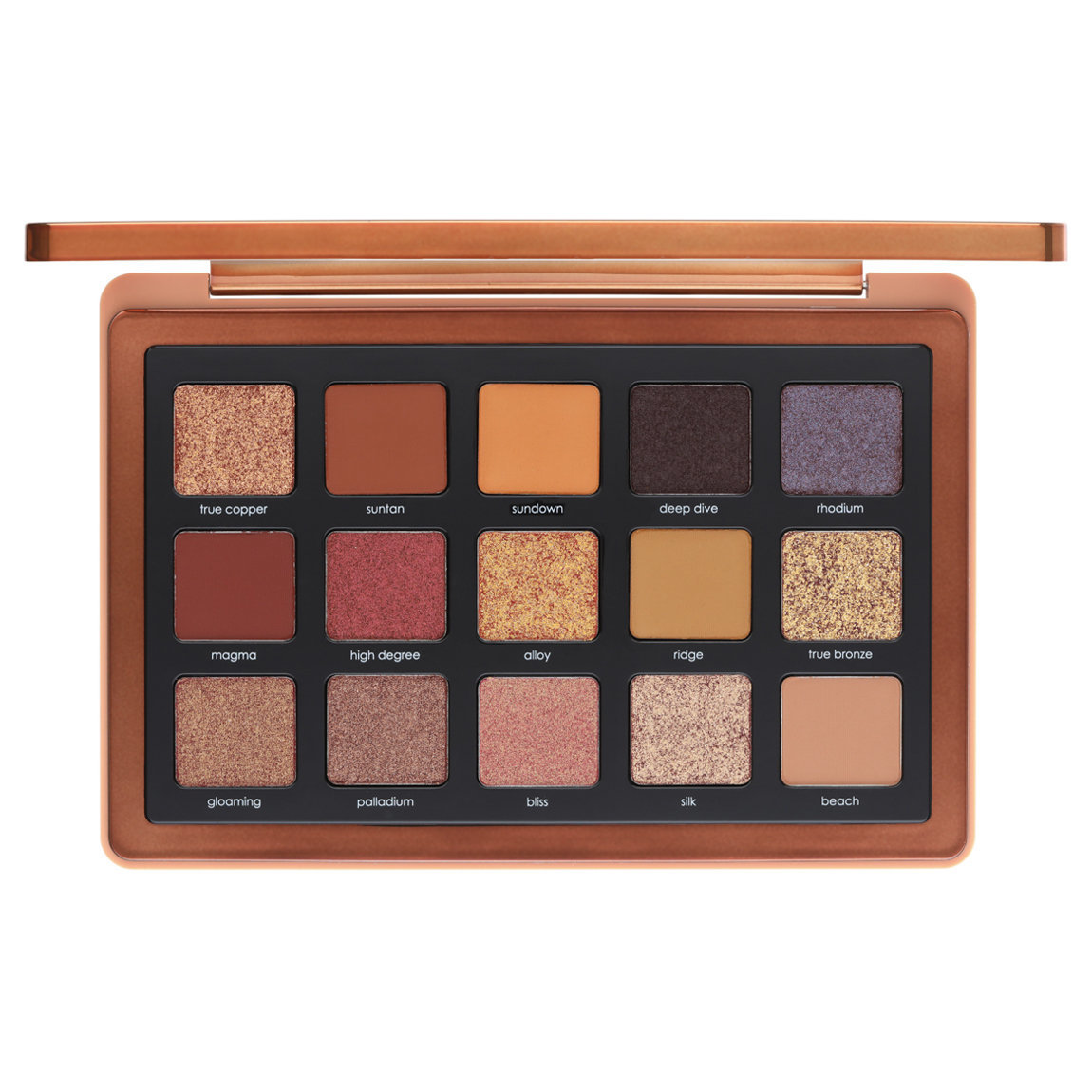 Natasha Denona Bronze Palette alternative view 1 - product swatch.