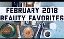 2018 February Beauty Favorites l Gricelduh