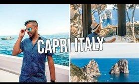 Capri Italy Travel Vlog | What To Do In Capri