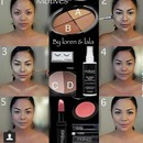 Hilighting & Contouring by Motives Cosmetics