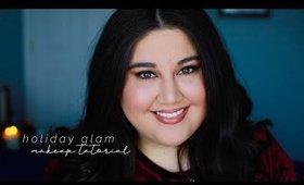 Holiday Glam Makeup Tutorial | Meagan Aguayo