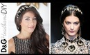 DIY Dolce & Gabbana Headband