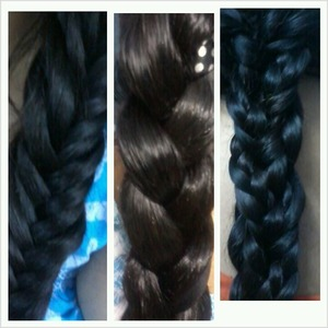 these are the braids I wear the most! :)) which is ur fav !?