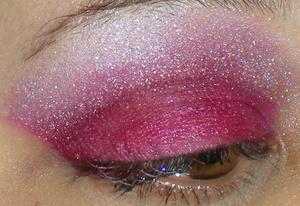 Eyes: My Pretty Zombie Red EOTD