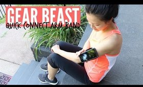 [DEMO] GEAR BEAST Quick Connect Arm Band