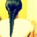 fish braid.
