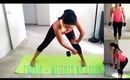 Cardio + Weights: NO EXCUSES WORKOUT | By: Kalei Lagunero