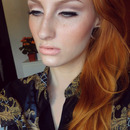 Natural everyday make-up look inspired by 60s / Lana del Rey makeup tutorial