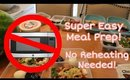 Easy & Quick Meal Prep | BREAKFAST, LUNCH, & SNACKS