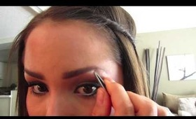 How to maintain eyebrows in between waxing