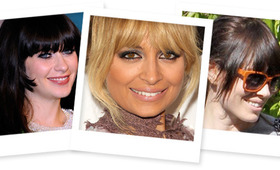 Would you Rock Bangs with Sideburns?