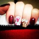 Valentine's Day nails ❤️